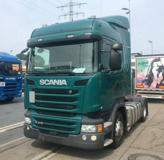 Scania R410LA4X2MNA Highline/Navi/ACC/SCR Only ! - 2014
