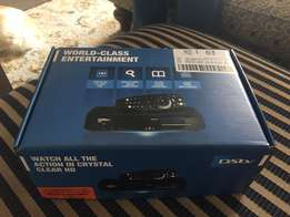 DSTV decoder extra view HD