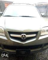 Clean TOKUNBO Acura MDX 2006