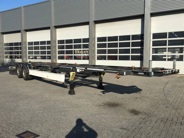 Fliegl 2-Assige / Chassis / BPW / 2015 - 2015