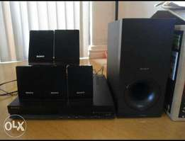 Sony Dav-Tz 140 Home Theater System