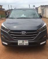 Hyundai Tucson 2016 model (UNREGISTERED)