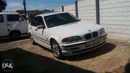 Bmw E46 for sale or swop
