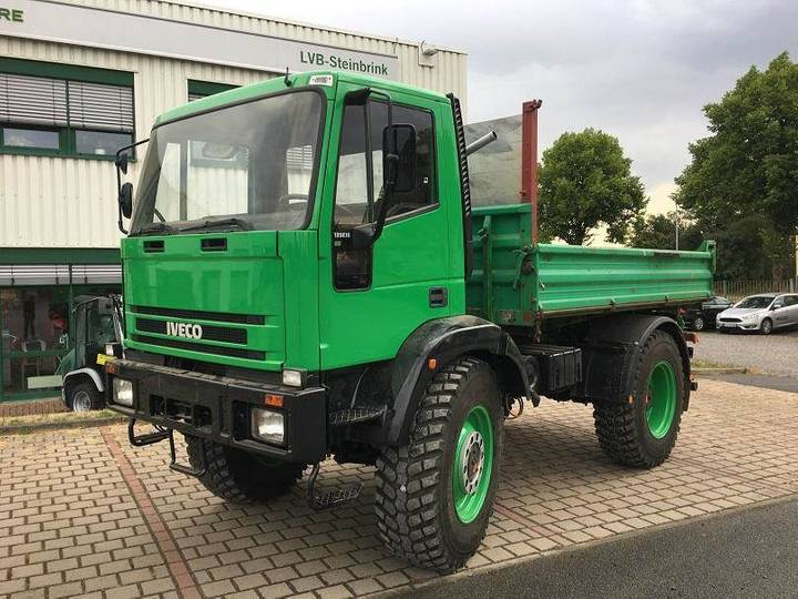 Iveco 135se18 Agritruck Agrar - 1998