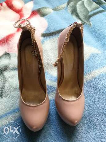 Pink Shoes For women size 38