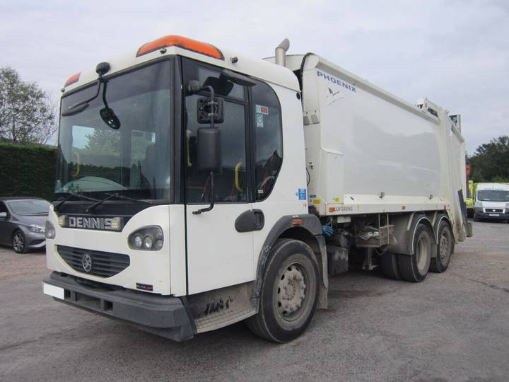 Dennis ELITE 2 6X2 26TON PHOENIX BODY REFUSE C/W BIN LIFT - 2019
