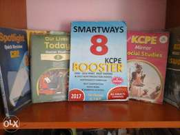 Second hand primary school textbooks