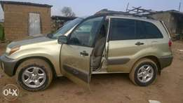 Clean Nigerian used RAV 4, at an affordable price