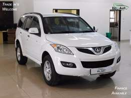 2013 GWM H5 4WD 2.4L now available at Eco Auto MP