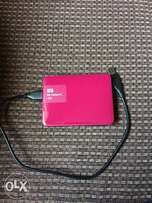 WD external hard drive 3T brand new for sale urgent