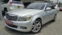 Mercedes Benz C200, Year 2007, Engibe 1800cc, Automatic