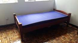 Single Bed (Good Condition)