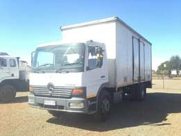 2003 MERCEDES-BENZ ATEGO 1317 for sale