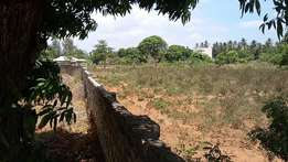 MIRAMAR PROPERTY SOLUTIONS..Plot for Sale in mtwapa ideal for estate