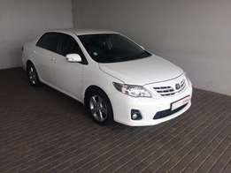 2012 Toyota Corolla 2.0 Exclusive A/T