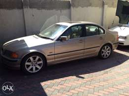 I'm selling my Bmw 323i in good condition price negotiable