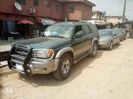 A year used Toyota 4Runner 2003