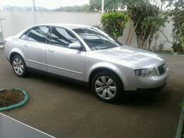 Audi A4 6speed in a great condition for sale