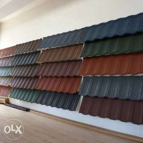Stone coated steel roofing tiles Alimosho - image 6