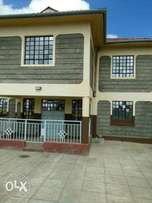 3 bedroom own compound to let Syokimau