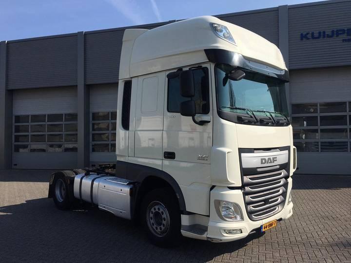 DAF XF 460 SSC / MANUAL / NL Truck - 2014