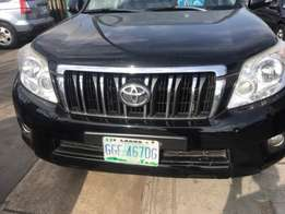 Cheapest neat nigeria registered Toyota Prado