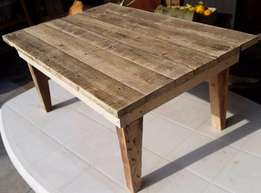 Coffee Tables or Bench's