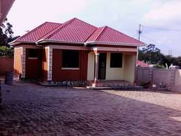 Rema 2 bedroom house for rent in Nabuti at 350k