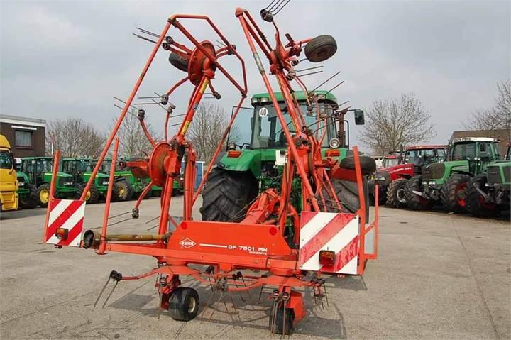 Kuhn Gf 7501 Mh - 2009