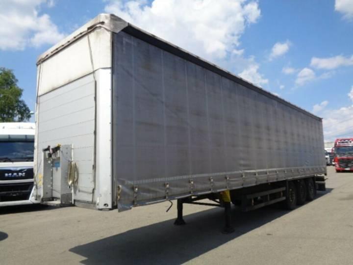 Schmitz Cargobull CARGOBULL SCS 24/L - 13.62 EB - 2012