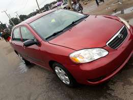 Toyota corolla 2006 american specs 4plugs special edition!!!