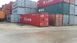 """10"""" 20"""" and 40"""" Steel storage units available"""
