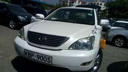 Toyota Harrier, very neat