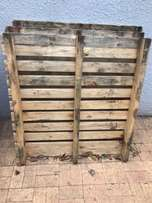Pallets for sale. 110 x 110