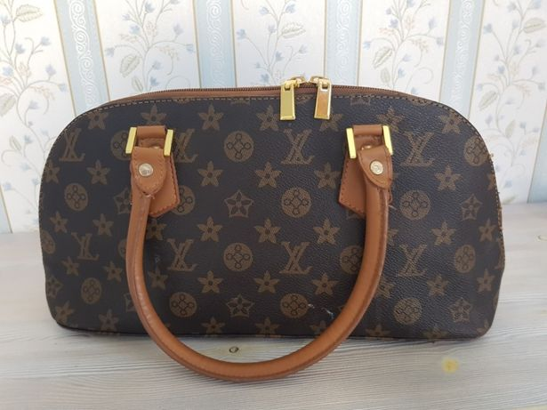 f834a6402e77a LV Louis Vuitton torebka - Meszna - Śliczna torebka LV stan bardzo dobry.  Wymiary: