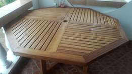 Garden or balcony table. Large