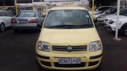 2007 Yellow Fita Panda 1.2 foe sale