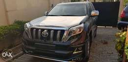 A Brand new 2017 Land Cruiser Prado for sale