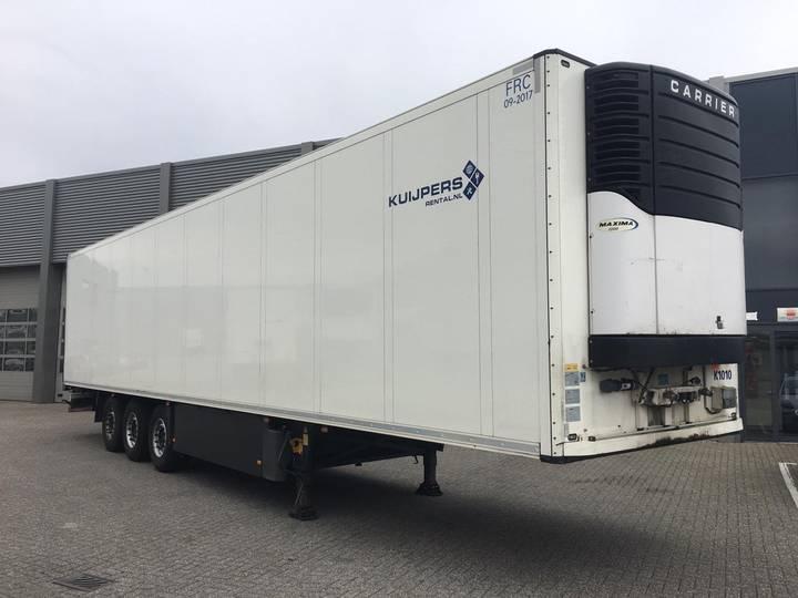 Schmitz Cargobull Frigotrailer / 3 Axle / Carrier Maxima 1300 / APK-TUV - 2011