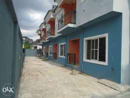 A well finished terrace 2 bedroom duplexes at Ogbogoro by Y junction