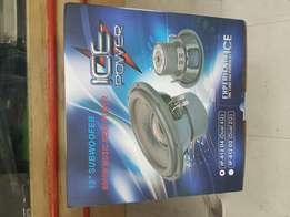Ice power sub 6000w new