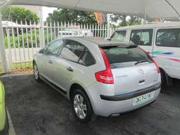 207 Model Citroen C4 i.4 Hatchback In Good Condition