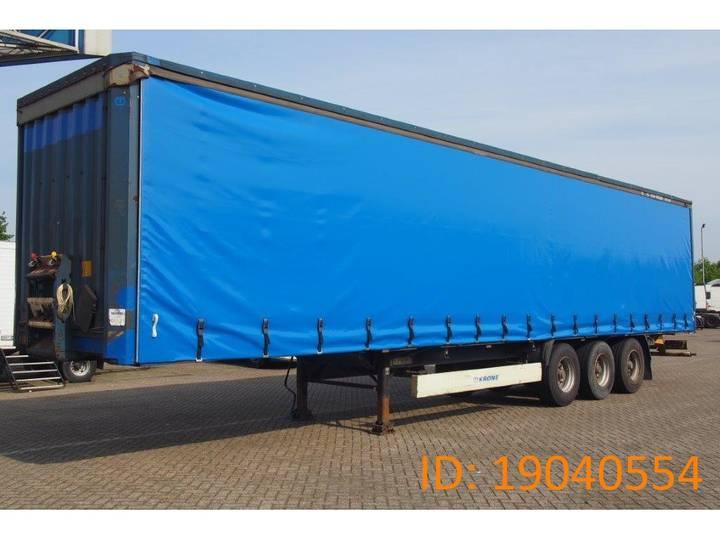 Krone *7 Units Available* – SDP27 Profi Liner Edscha XL Code - 2011