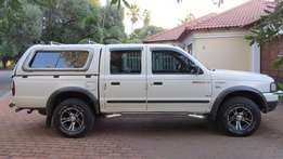 2007 Ford Ranger 2.5 TD 4 x 4 Montana Double Cab