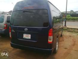 Neatly Reg Toyota Hiace Bus 2014