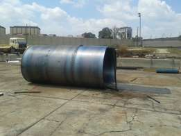 we manufacture water tankers