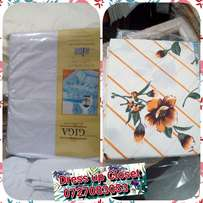 Pure Cotton Bedsheets!two bedsheets,two pillow cases.PAY on delivery.