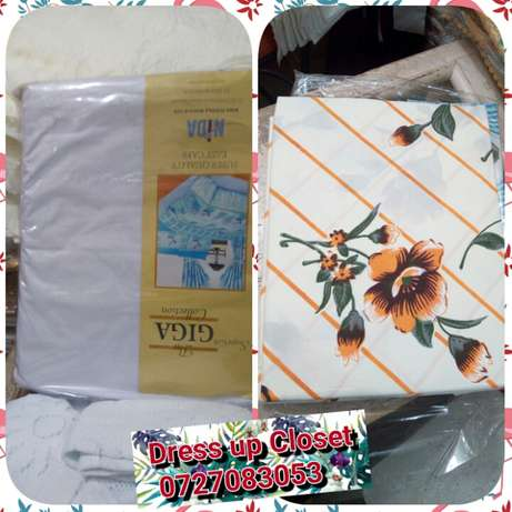 Pure Cotton Bedsheets!two bedsheets,two pillow cases.PAY on delivery. Nairobi CBD - image 1