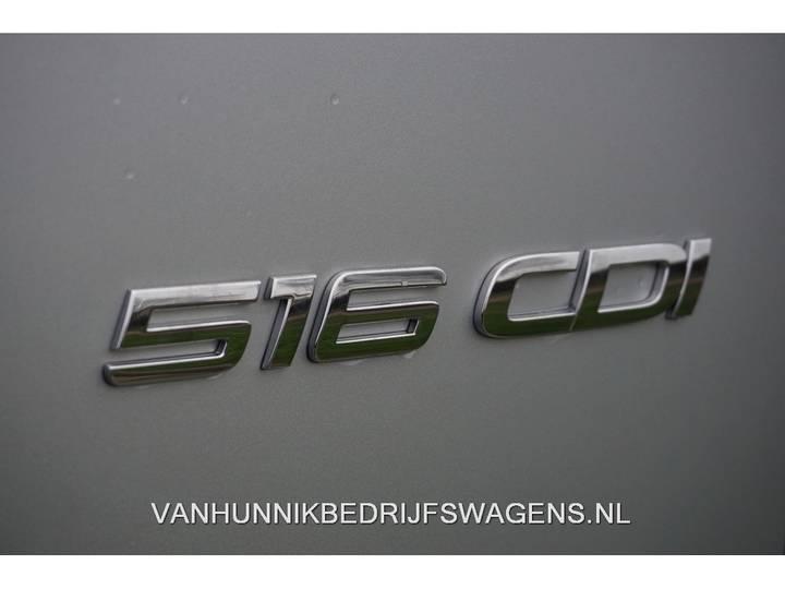 Mercedes-Benz Sprinter 516 CDI L3H2 Navi Airco Camera Gev. Stoel Alarm ... - 2019 - image 24