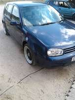 Vw golf in very good condition 17inch mags powerflow exaust fullhouse
